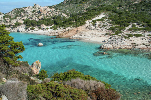 Sardinia Photograph - Hidden Beach In Sardinia by Stefano Oppo