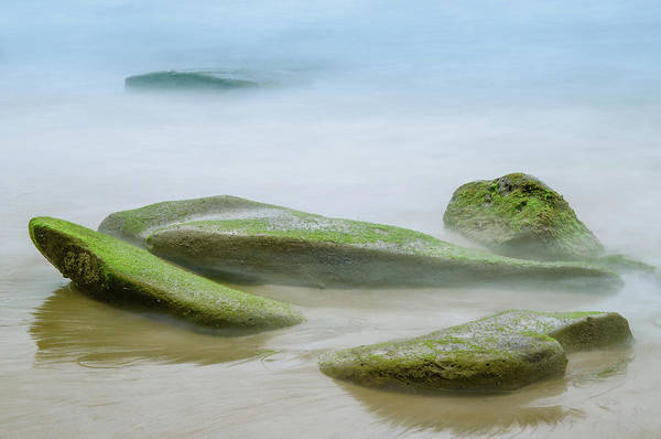 Wall Art - Photograph - Hidden Beach by Joseph Smith