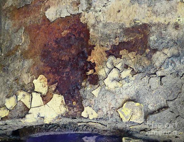 Exploring Mixed Media - Hidden Grotto II by Sharon Williams Eng