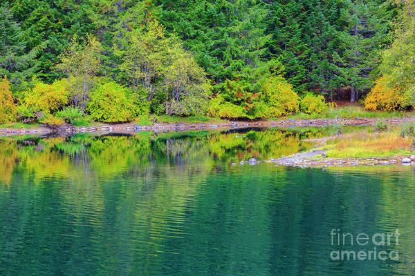 Photograph - Hidden Lake by David Millenheft