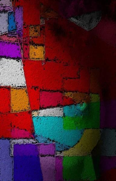 Wall Art - Painting - Hidden Nipple by Steve K