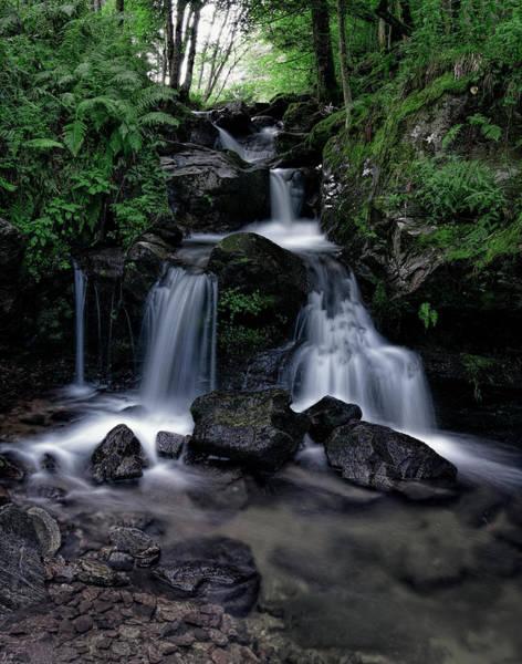 Wall Art - Photograph - Hidden Waterfall by Daniel Hagerman