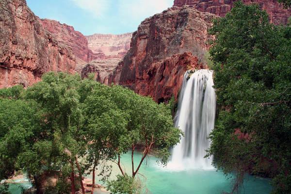 Hiding Photograph - Hidden Waterfall by Jpschrage