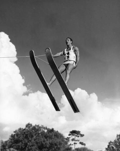 1961 Photograph - High Flyer by Keystone Features
