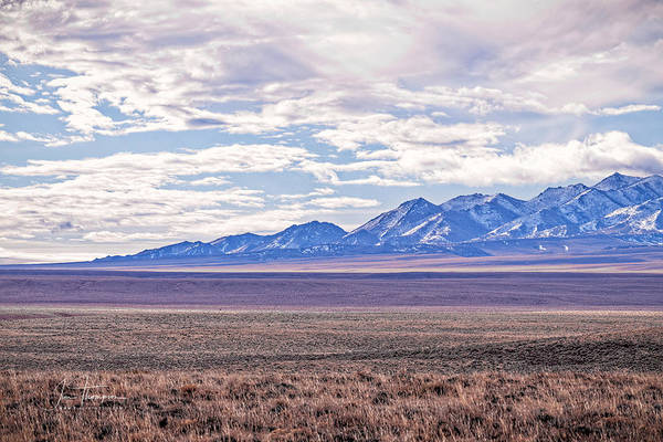Photograph - High Plains And Majestic Mountains by Jim Thompson