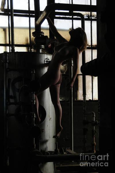 Photograph - High Pressure Adjustment by Robert WK Clark