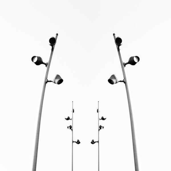 Photograph - High Tech #7938 by Andrey Godyaykin