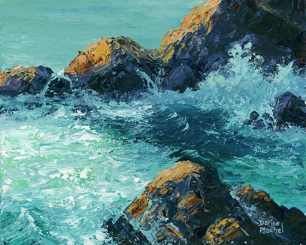 Painting - High Tide by Darice Machel McGuire