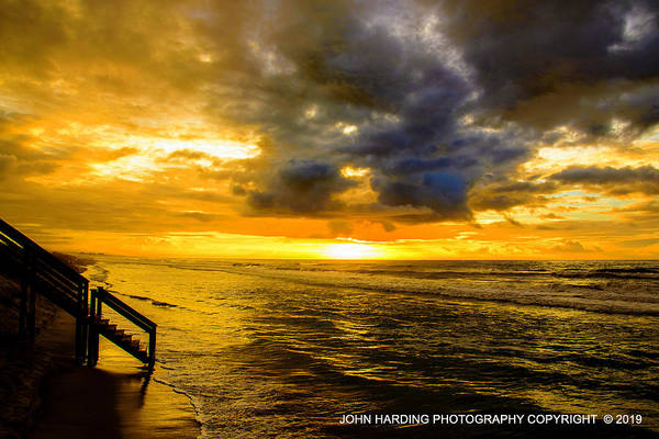 Photograph - High Tide by John Harding