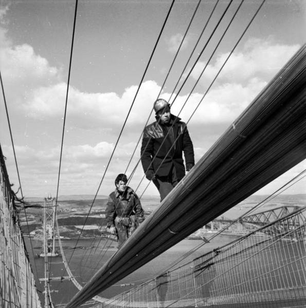 Wall Art - Photograph - High Wire by John Drysdale