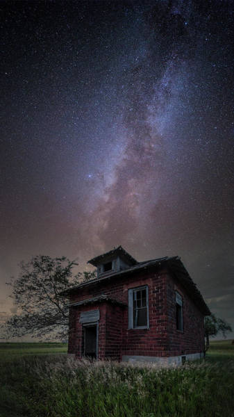Wall Art - Photograph - Higher Education  by Aaron J Groen