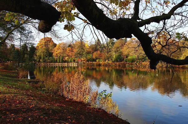Nottinghamshire Photograph - Highfields Lake by Am Photography