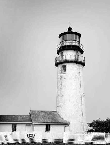 Wall Art - Photograph - Highland Light - Cape Cod National Seashore by Brendan Reals