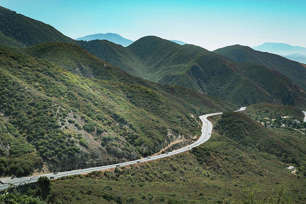Photograph - Highway 18 by Alison Frank