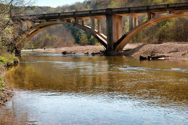 Photograph - Highway 19 Bridge by Steve Stuller