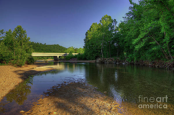 Wall Art - Photograph - Highway 21 Bridge Over The Black River by Larry Braun