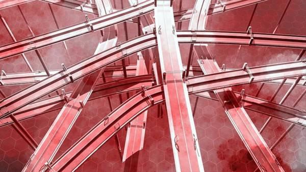 Highway Painting - Highway by ArtMarketJapan