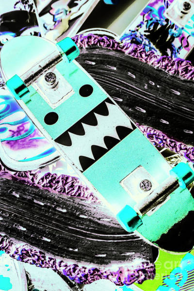 Freestyle Photograph - Highway Monster Decks by Jorgo Photography - Wall Art Gallery