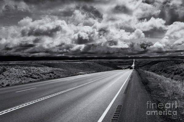 Wall Art - Photograph - Highway To Heaven by Mike Dawson