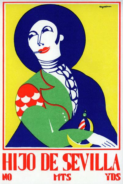 Hijo De Sevilla Poster Art Print