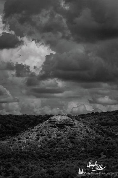 Photograph - Hill Country Vista by David Cutts