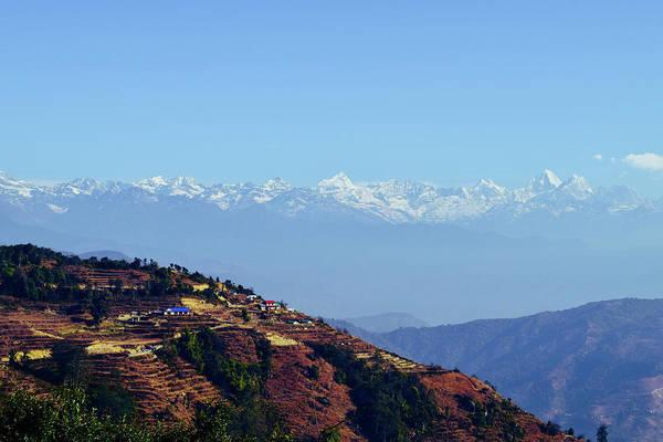Wall Art - Photograph - Himalaya Foothills by Jamie Irene