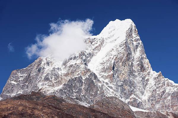 Himalayas Panorama - Taboche Peak Art Print