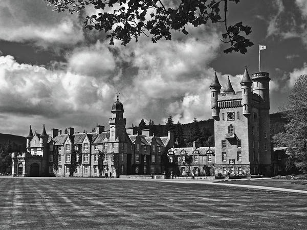 Wall Art - Photograph - Historic Balmoral Castle by Pixabay