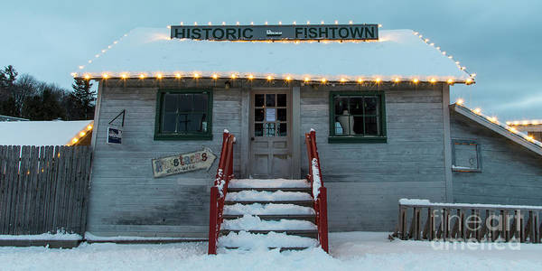 Wall Art - Photograph - Historic Fishtown by Twenty Two North Photography