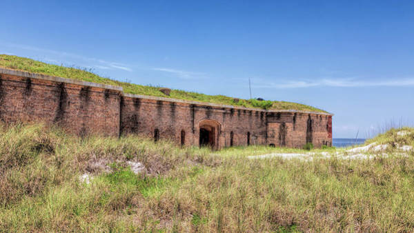 Photograph - Historic Fort Massachusetts by Susan Rissi Tregoning