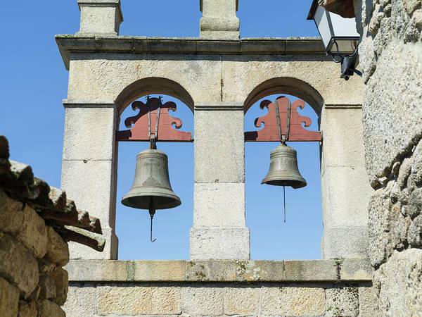 Douro Wall Art - Photograph - Historic Village And Castle Marialva by Martin Zwick