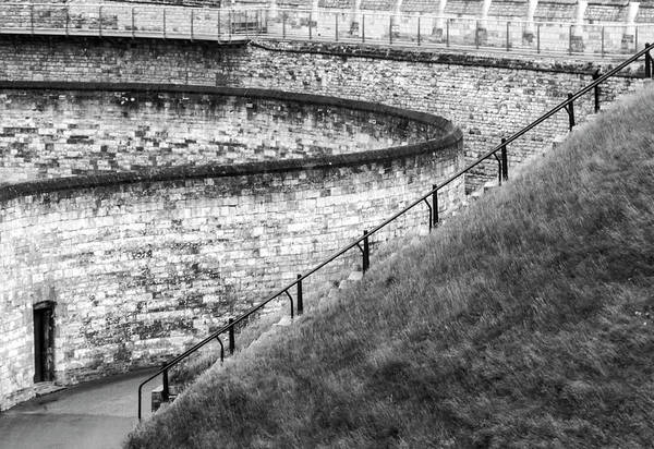 Photograph - Lincoln Castle by John Dakin