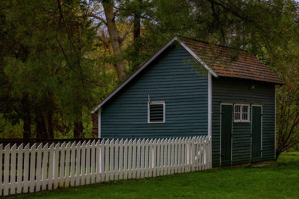 Photograph - Historic Walnford Shed by Susan Candelario