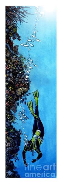 Mixed Media - Hitting The Wall by Art MacKay