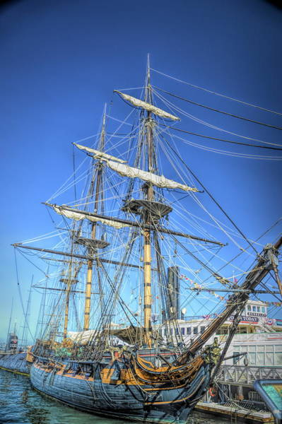 Photograph - Hms Surprise  by Floyd Snyder