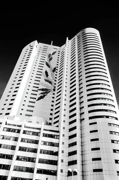 Art Print featuring the photograph Hochhaus Neue Donau by Borja Robles