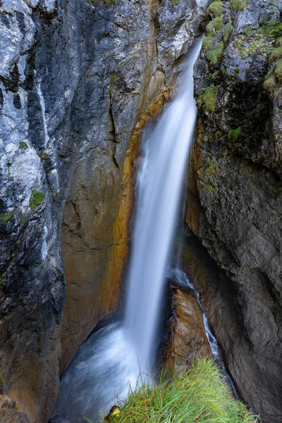 Photograph - Hoelltobel, Allgaeu Alps by Andreas Levi