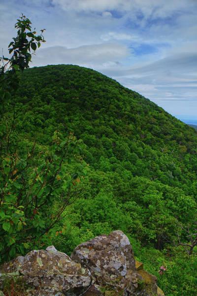 Photograph - Hogback Mountain by Raymond Salani III