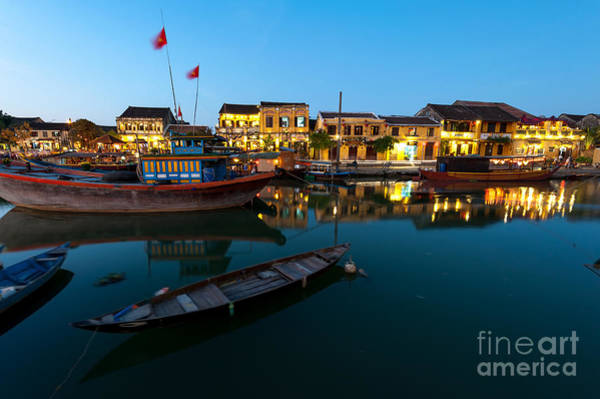 Wall Art - Photograph - Hoi An Ancient Town, Vietnam by Banana Republic Images