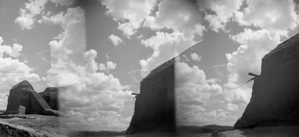 Photograph - Holga Triptych 3 by Catherine Sobredo