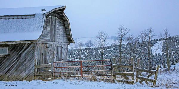 Photograph - Holiday Farm by Dale R Carlson