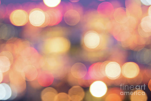 Wall Art - Photograph - Holiday Lights by Delphimages Photo Creations