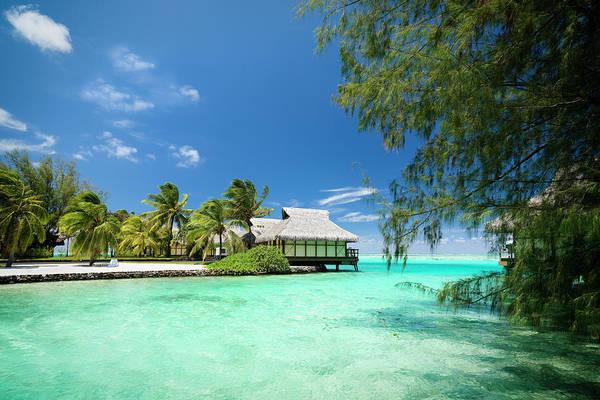 Luxury Hotel Photograph - Holiday Paradise by Mlenny