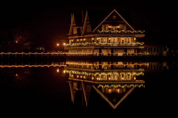 Photograph - Holiday Reflections by Terry DeLuco