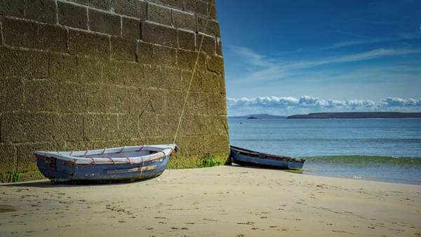 Photograph - Holidays In St Ives Cornwall by Eddy Kinol