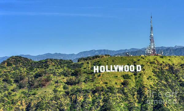 Pyrography - Hollywood 2 by Mauro Celotti