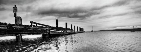 Wall Art - Photograph - Holmes Harbor  by Bob VonDrachek