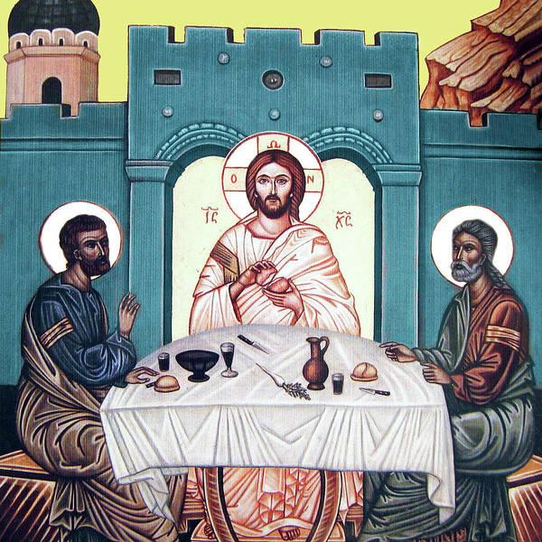 Wall Art - Photograph - Holy Meal by Munir Alawi