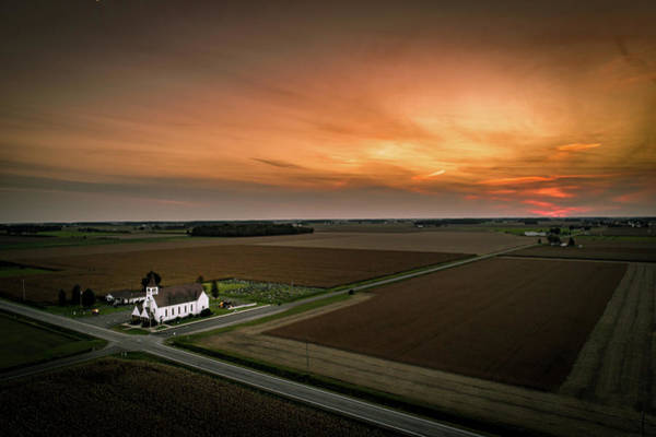 Photograph - Holy Sunset by Nick Smith