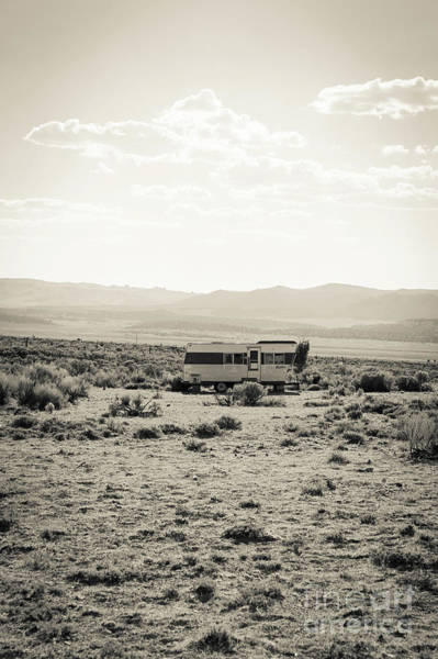 Prarie Photograph - Home Home On The Range by Edward Fielding